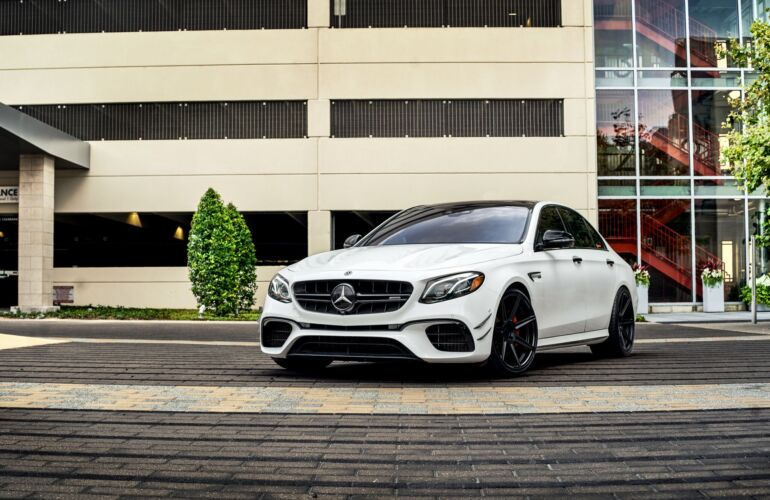 2019 Mercedes E63s AMG – FR7