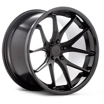 FR2 Black Wheel