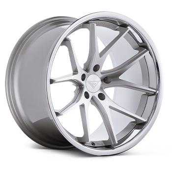 FR2 Machine Silver Wheel