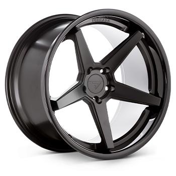 FR3 Black Wheel