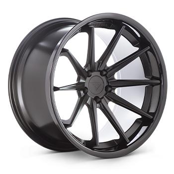 FR4 Black Wheel
