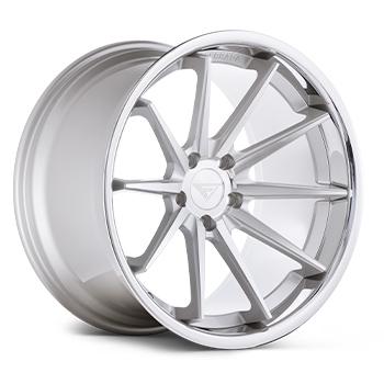 FR4 Machine Silver Wheel