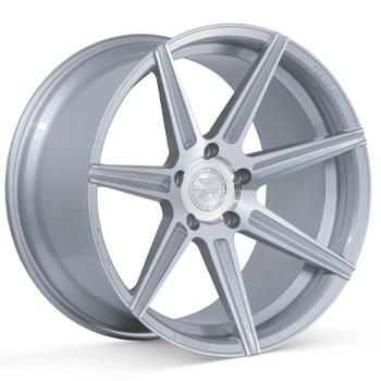 FR7 Silver Wheel
