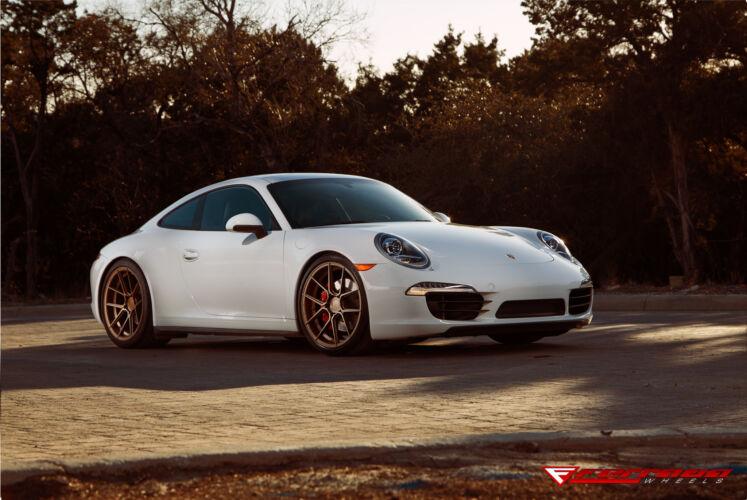 2016 Porsche Carrera 911 4S – FR8