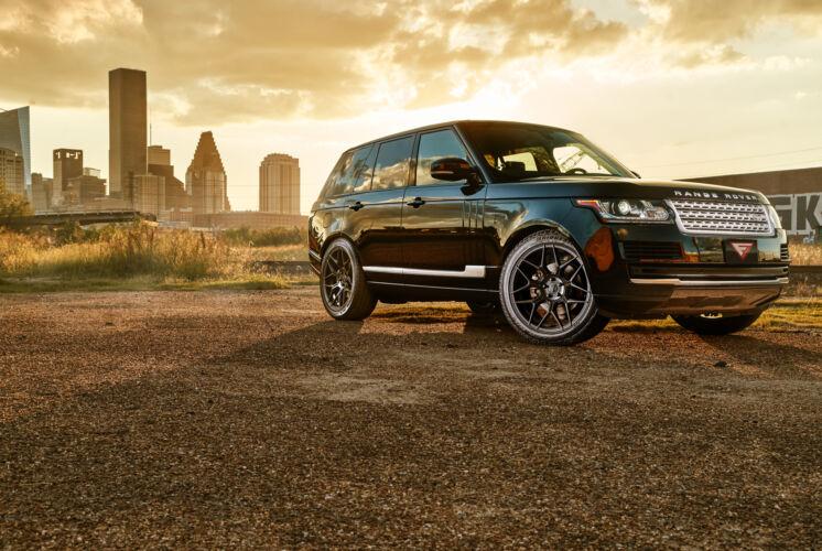 2018 Range Rover HSE – FT3