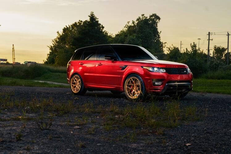 2018 Range Rover – FT3