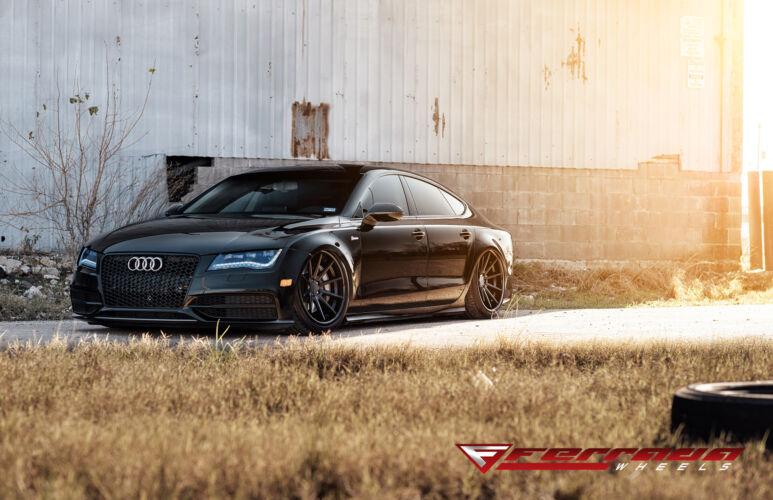 2014 Audi A7 Bagged – FR4