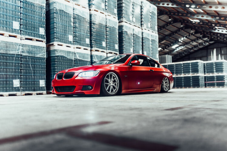 2013 BMW 3 Series Bagged – FR2