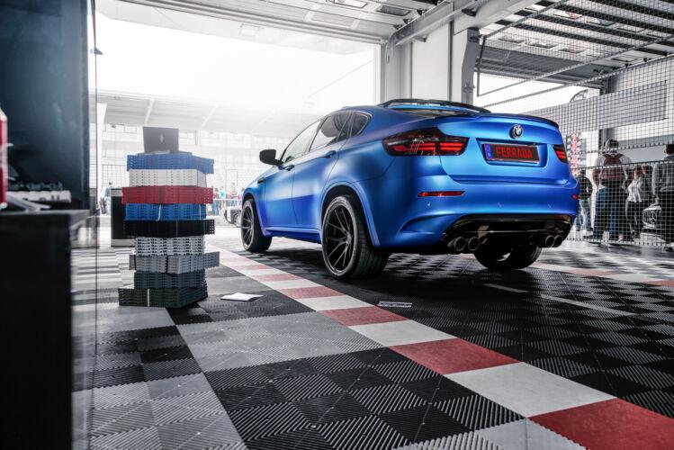 2014 BMW X6M – FR2