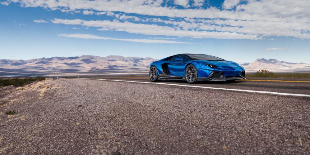 2016 Lamborghini Aventador – FR5