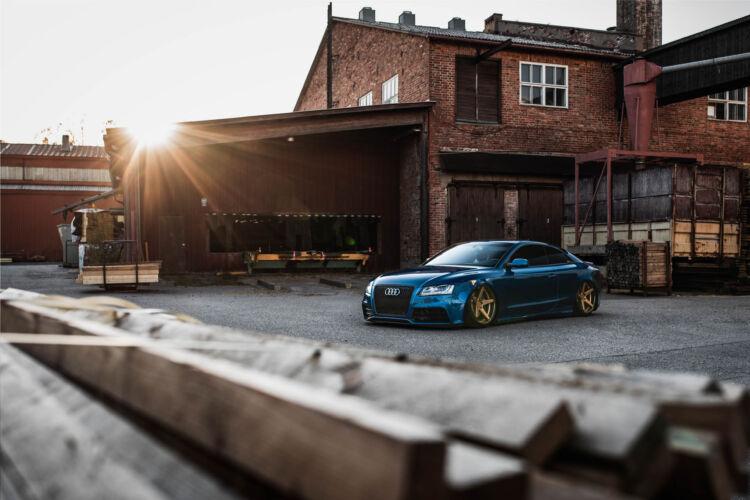 2015 Audi A5 – FR3