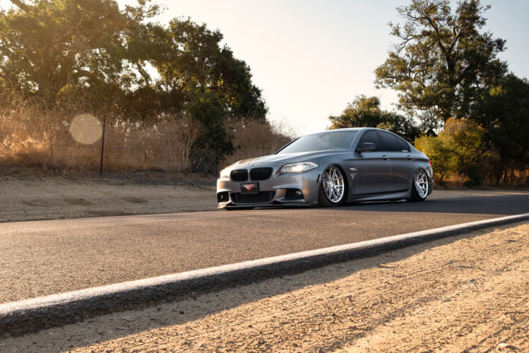 2015 BMW 535i Bagged – FR2