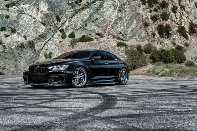 2015 BMW M6 Gran Coupe – FR5