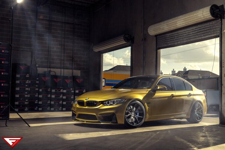 2015 BMW M3 – FR2