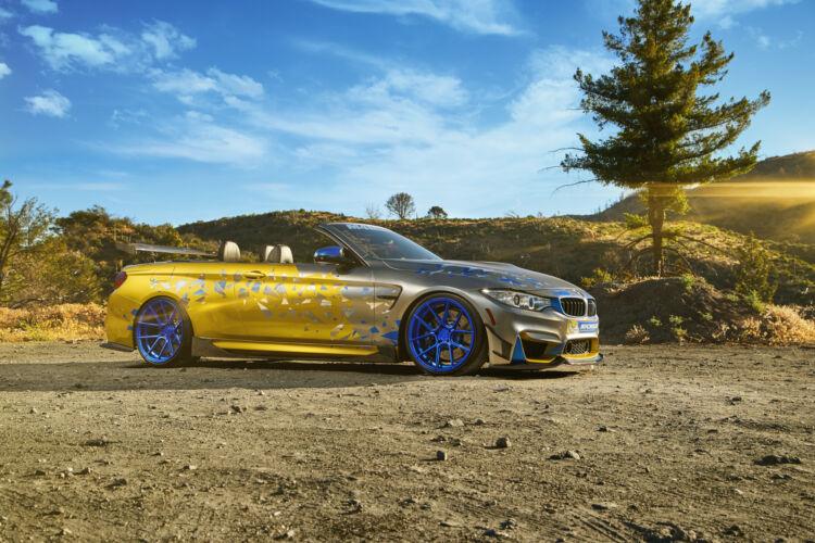 2016 BMW M4 – FR8