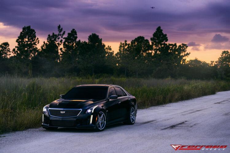 2016 Cadillac CTS-V – FR3