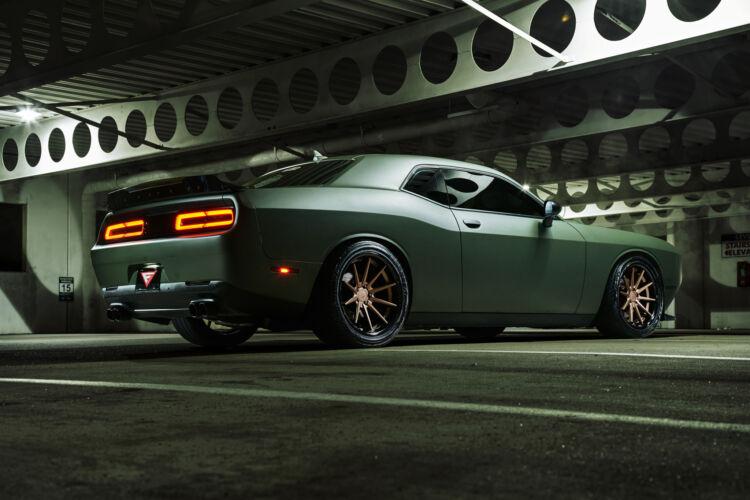 2016 Dodge Challenger R/T – FR4