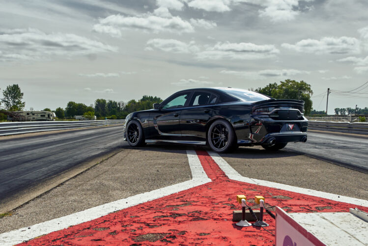 2016 Dodge Charger Hellcat – FR4