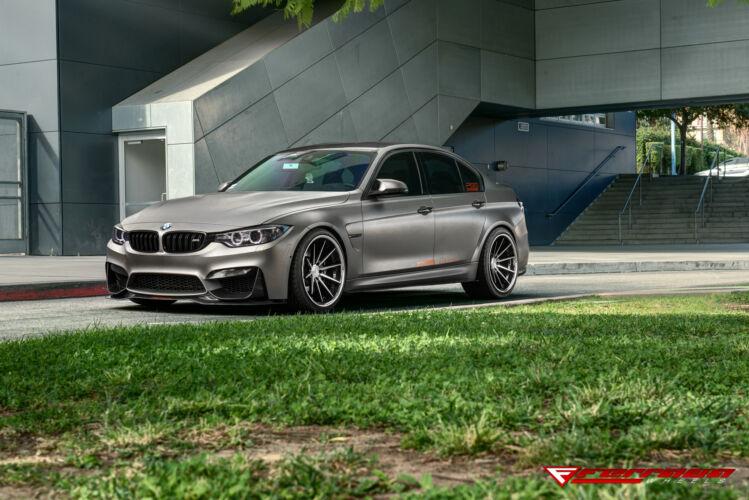 2016 BMW M3 – FR4