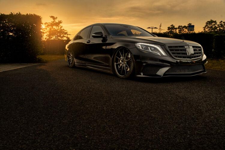 2016 Mercedes S550 – FR4