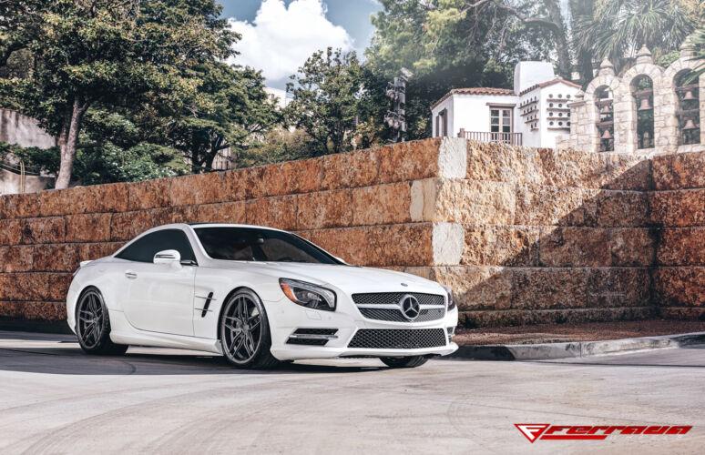 2016 Mercedes SL550 – FR5
