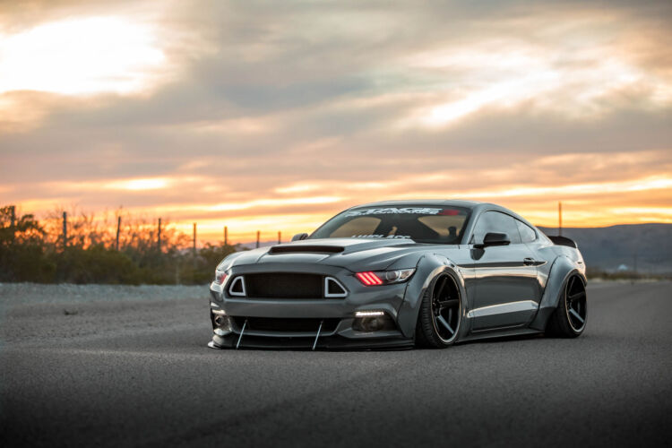 2016 Ford Mustang Widebody – FR3