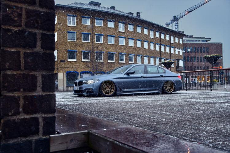 2017 BMW 535 – FR8
