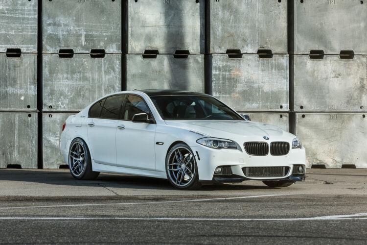 2017 BMW 535i – FR5