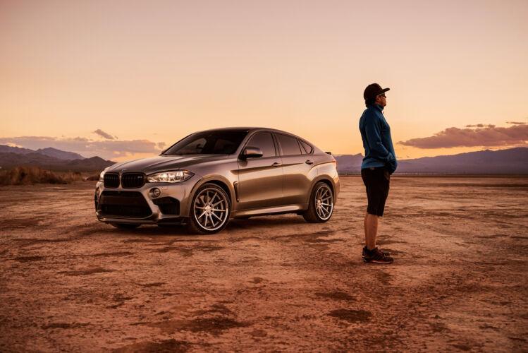 2017 BMW X6M – FR4