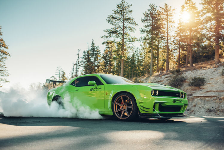 2017 Dodge Challenger Widebody – FR7