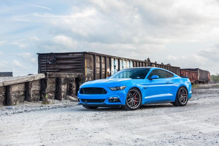 2017 Ford Mustang Grabber – FR5