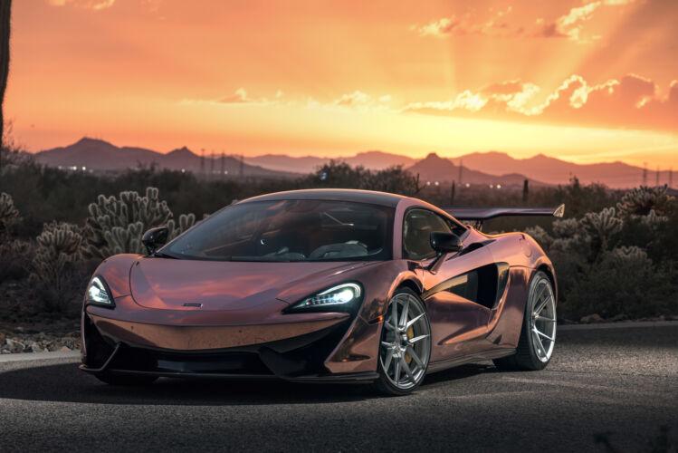 2017 McLaren 570s – FR8