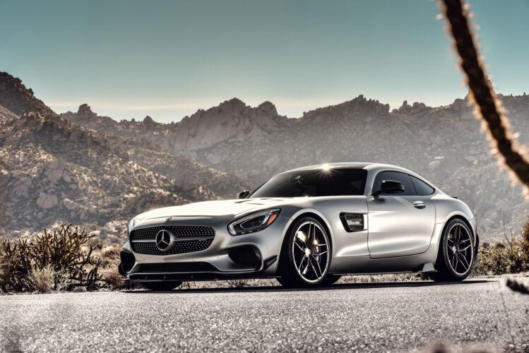 2017 Mercedes GTS Prior Design – FR5 MG