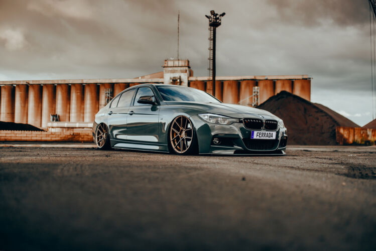 2018 BMW 3 Series Bagged – FR8