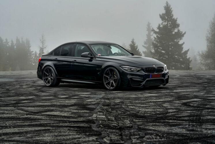 2018 BMW M3 – FR7