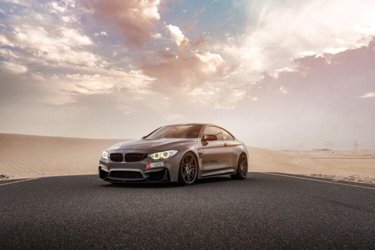2018 BMW M4 Dubai – FR6