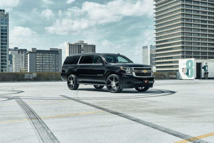 2018 Chevy Suburban – FT2