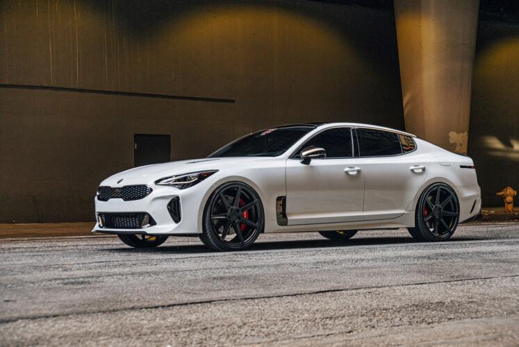 2018 Kia Stinger GT – FR7