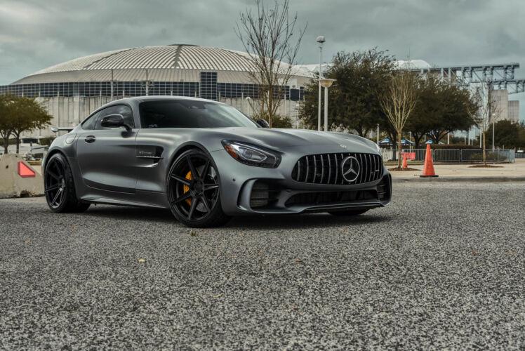 2018 Mercedes AMG GTR – FR7