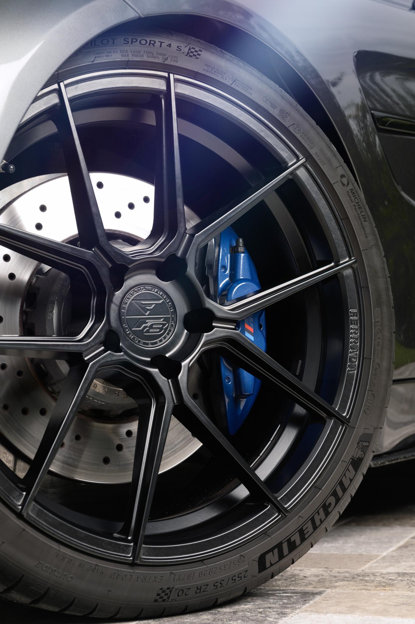 2019 Bmw M4 Fr8 Ferrada Wheels