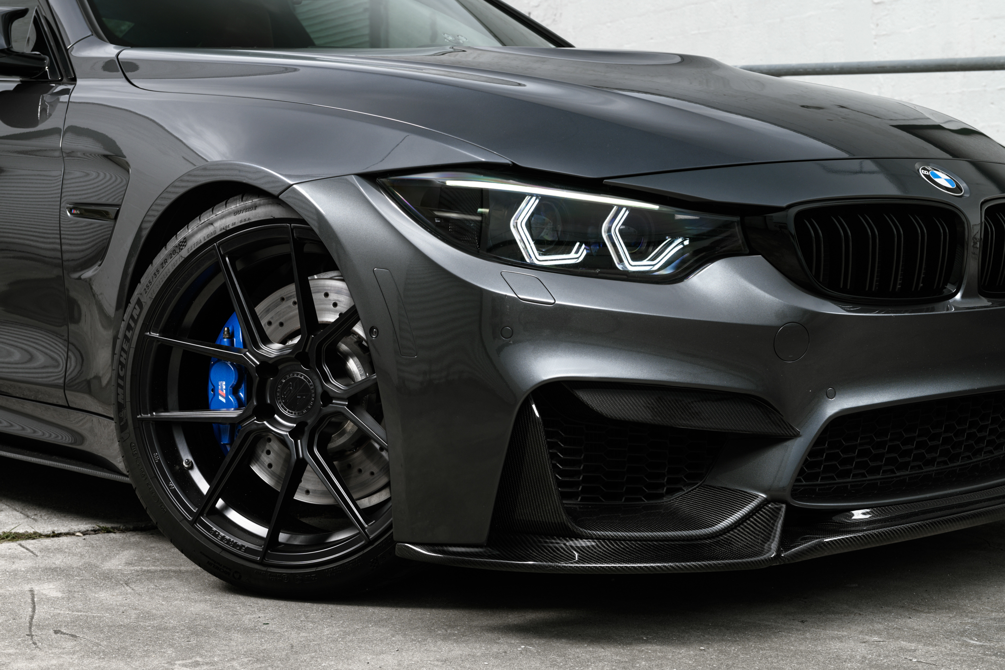 2019 Bmw M4 Fr8 Ferrada Wheels