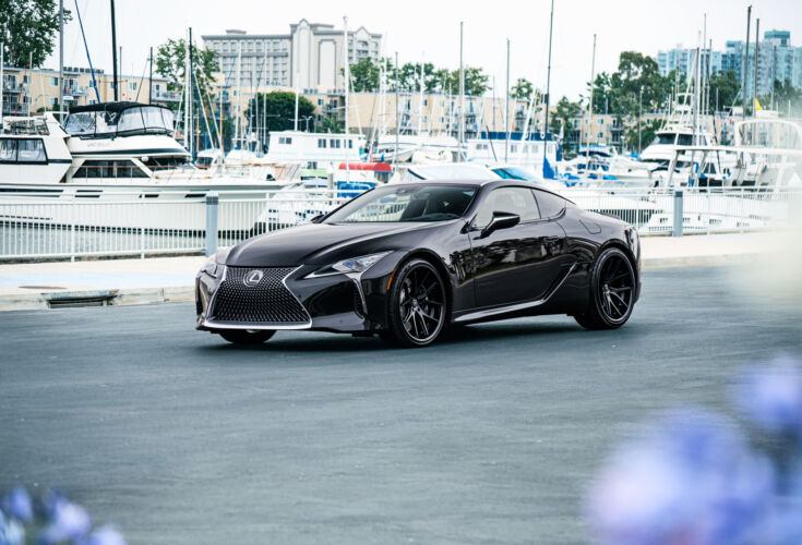 2019 Lexus LC500 – FR2