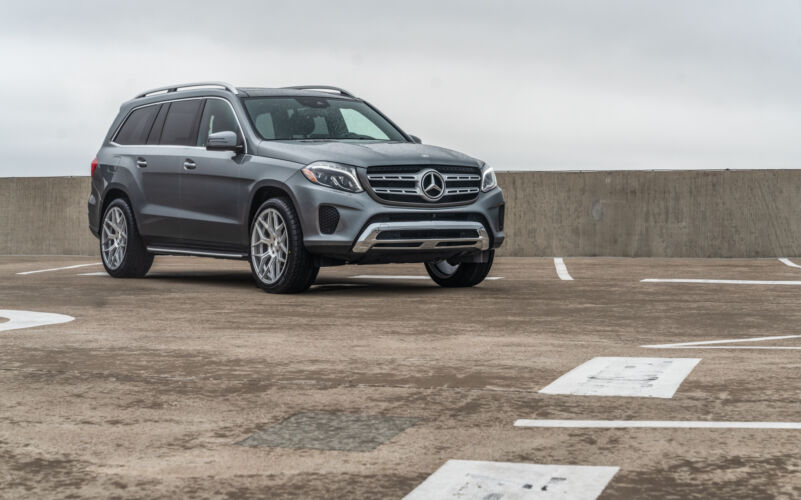 2019 Mercedes GLS450 – FT3