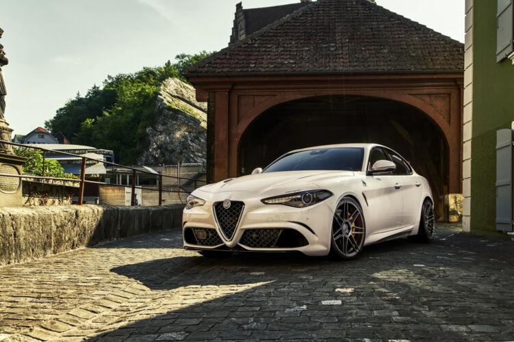 2018 Alfa Romeo Giulia – FR6