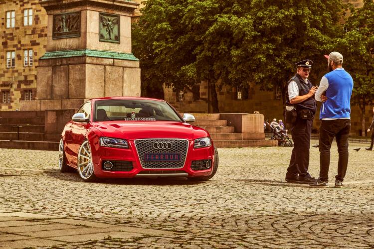 2014 Audi S5 – FR4