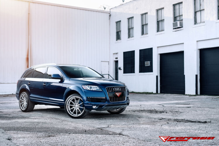 2015 Audi Q7 – FR4