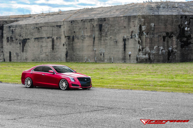 2014 Cadillac CTS – FR4