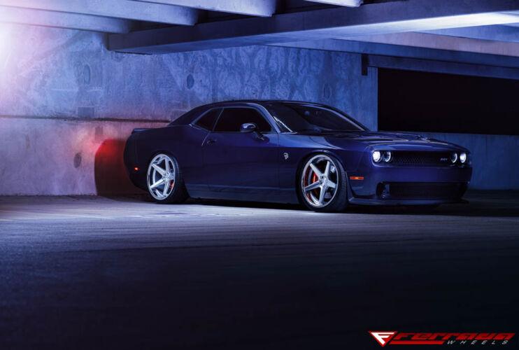 2016 Dodge Challenger Hellcat – FR3
