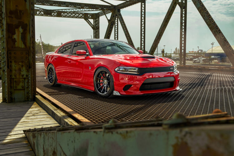 2017 Dodge Charger Hellcat – FR4