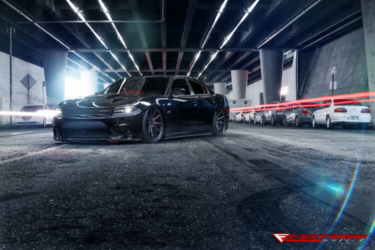 2016 Dodge Charger ScatPack – FR4
